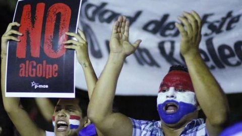 Paraguay, assalto al Parlamento: un morto