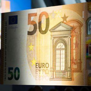 50 euro, dal 4 aprile le nuove banconote (FOTO E VIDEO)
