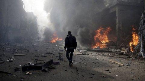 Aleppo: 68 bambini tra morti autobomba