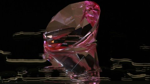 Diamante rosa venduto all'asta per 71,2 milioni di dollari