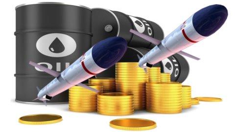 Raid Usa sulla Siria, oro e petrolio subito in forte rialzo