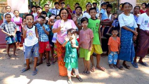 L'Eni in Myanmar, la terra degli elefanti bianchi