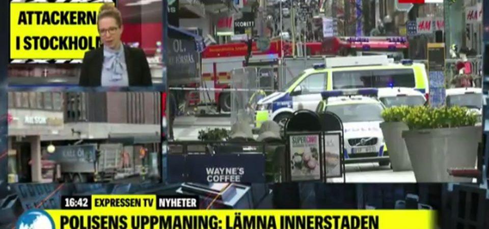 Stoccolma, i morti sono 4: arrestato uzbeko