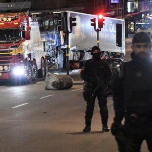 Stoccolma: preso uzbeko, altri tre arresti