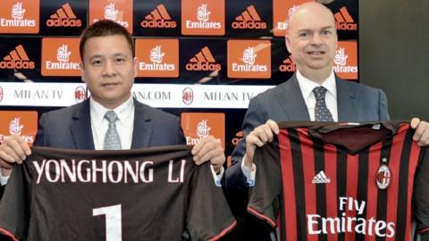 Milan, i cinesi chiedono aiuto a Goldman Sachs e Bofa per ripagare il debito