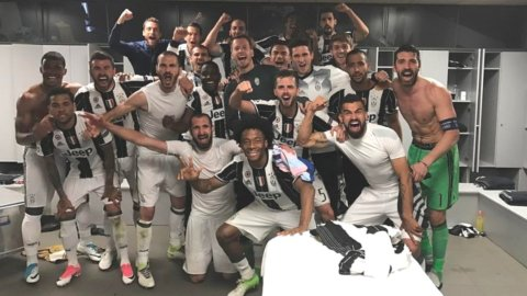 Champions: la Juve resiste al Camp Nou e vola in semifinale