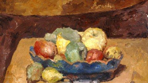 Paul Cézanne e Giorgio Morandi: capolavori a Parma