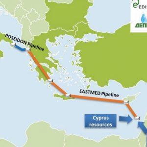 East Med, il gasdotto che va dal Mediterraneo orientale all'Europa: un accordo storico