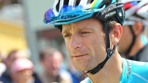 Ciclismo in lutto: morto Michele Scarponi