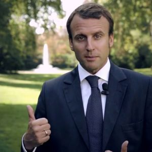 Macron dà lezioni di green economy