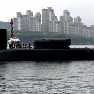 Usa, sottomarino nucleare in Sud Corea