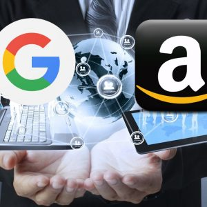 Amazon-Wall Foods, Google-Walmart: è guerra tra i colossi tech