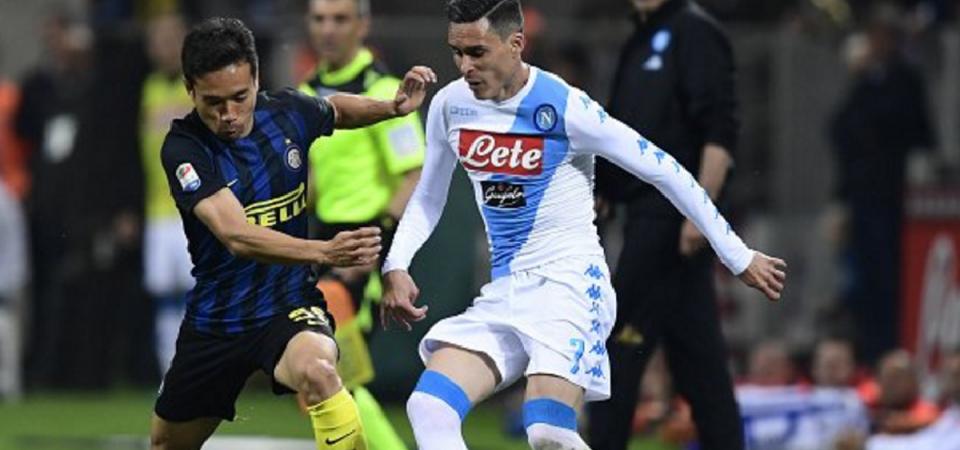 Napoli canta, Inter e Milan piangono