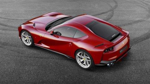 Ferrari: utili oltre le attese nel trimestre (+24%)