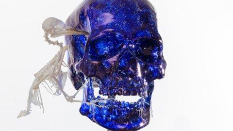 Biennale Venezia, Glass and Bone Sculptures 1977-2017 di Jan Fabre