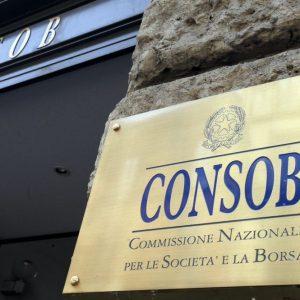 Consob, Vegas: Italia si prepari a fine Qe