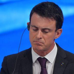 "Macron dice no a Valls: ""Non lo candidiamo"""
