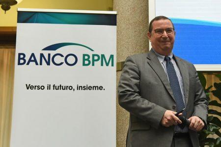 Banco Bpm, utile boom nel primo semestre: +68%