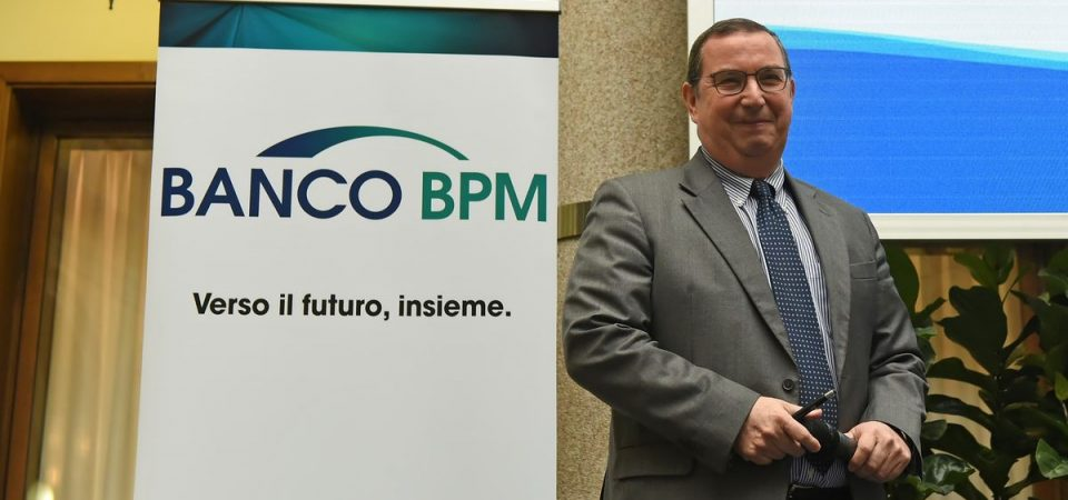 Banco Bpm: utile +30%, Npe Ratio cala al 5,6%