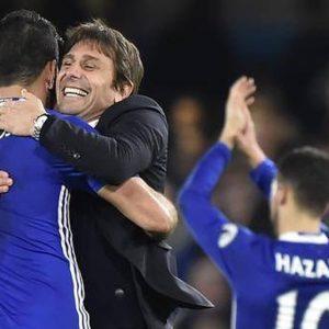 Conte re d'Inghilterra: Chelsea campione