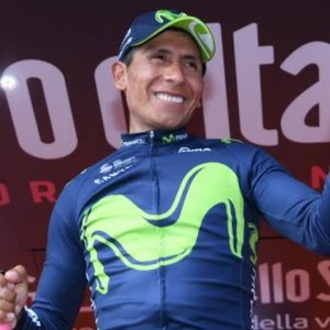Giro d'Italia: Quintana in rosa, tappa a Landa