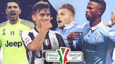 Coppa Italia, finale: per la Juve la trappola Lazio. Le formazioni