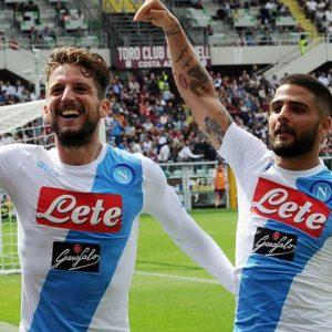 Il Napoli vince e torna a +3 sulla Juve