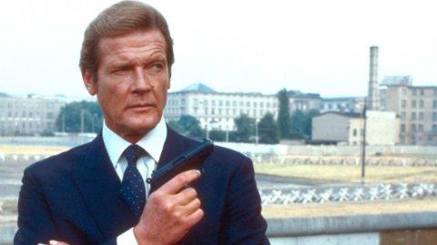 Morto Roger Moore: fu 7 volte James Bond