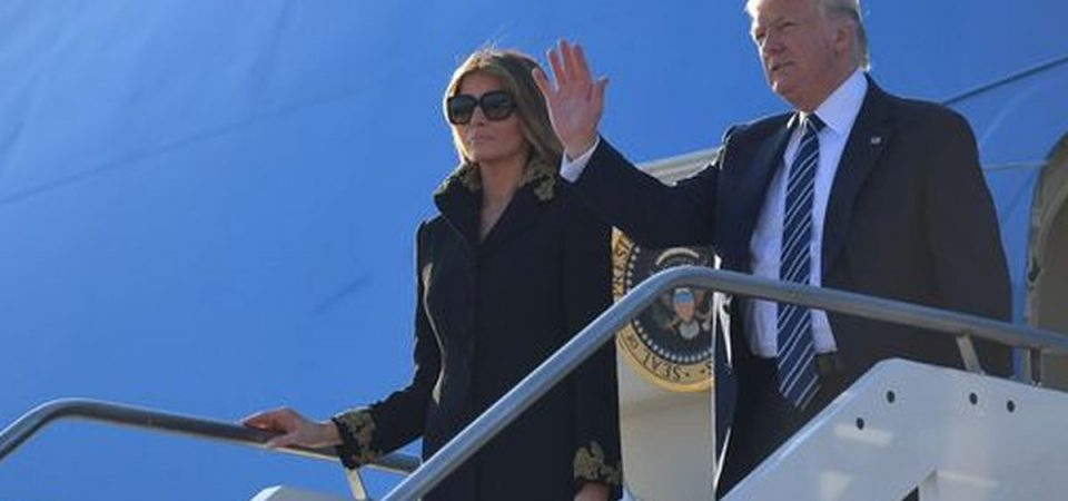 Trump a Roma, Capitale blindatissima