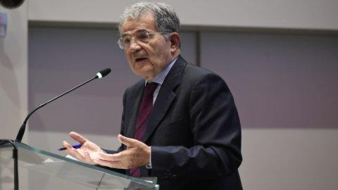 """Prodi: """"Crescita sì ma senza diseguaglianze: cambiare si può"""""""