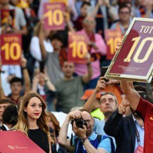 """Totti, l'addio di una leggenda: """"Ora ho paura"""""""