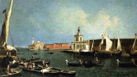 Opera di Marieschi sequestrata dai nazisti torna sul mercato