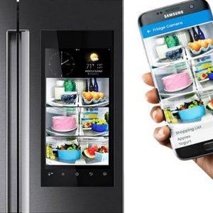 Samsung, arriva in Italia il frigo che fa la spesa