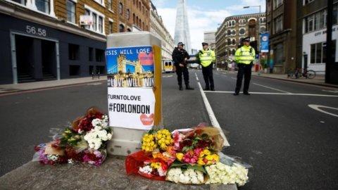 Attentato Londra: 7 morti, decine i feriti