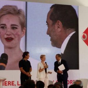 Sport e disabilità: Fondazione Vodafone lancia Progetto Oso