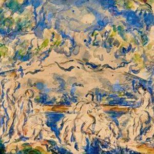 """Cezanne, """"Le Bagnanti e la montagna"""" all'asta"""
