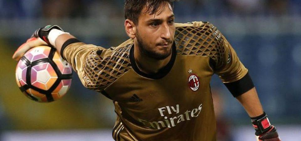 Il Milan cederà Suso e Donnarumma?