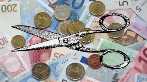 Spending review: in 3 anni tagli per 30 miliardi