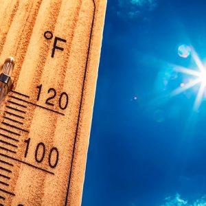 Meteo: caldo record, allarme siccità