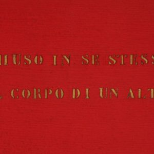 Milano, 100 opere di Agnetti a Palazzo Reale