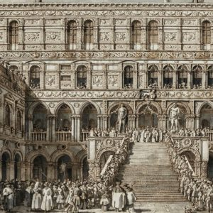 Canaletto, disegno all'asta per 3-4 milioni di euro