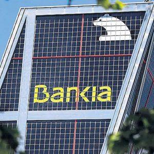 Bankia: shopping da 825 milioni in Spagna
