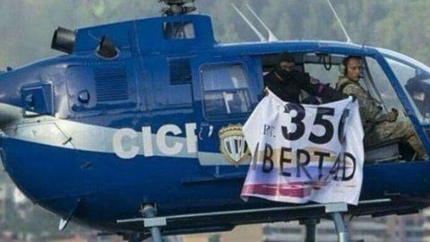 Venezuela, elicottero attacca Corte Suprema