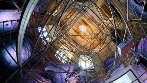 """Praga: la """"Cappella dell'Assunzione"""" rinasce grazie a Siad"""