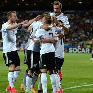 Europeo under 21, Germania campione