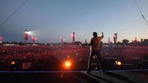 Vasco Rossi, il concerto dei record