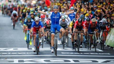 Tour de France: Kittel fa la decima