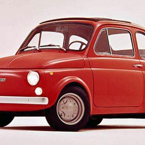 La Fiat 500 compie 60 anni ed entra nel Moma