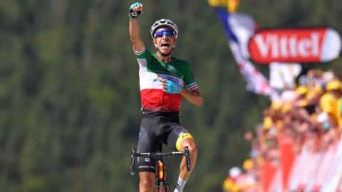 Tour de France, Aru: strepitoso trionfo