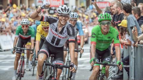 Tour de France: Uran ok, lite Froome-Aru